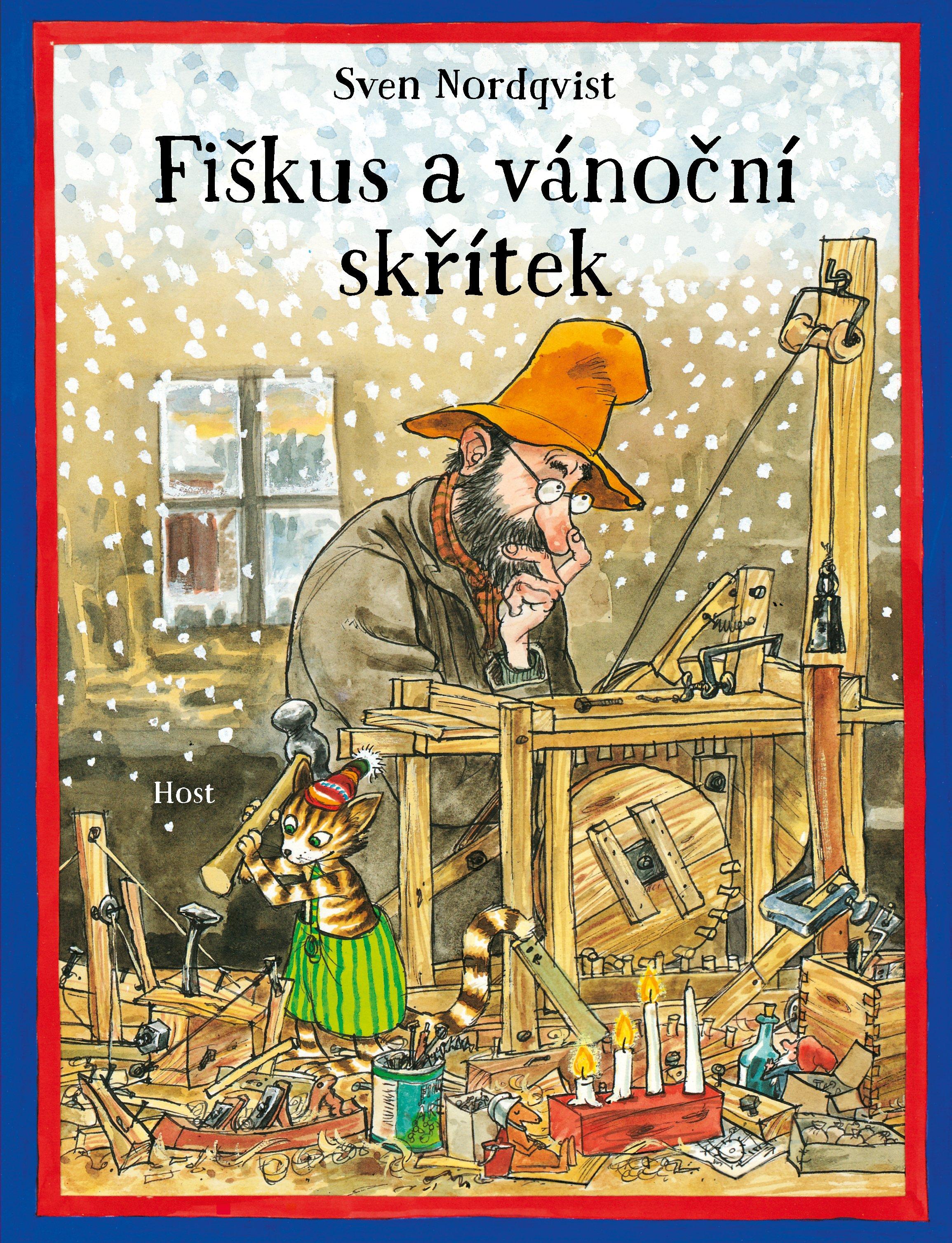 Fiškus a vánoční skřítek